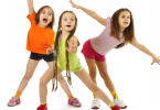 танцы дэнсхолл для детей